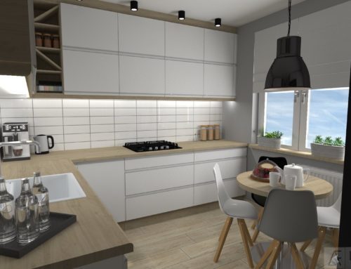 Kuchnia – w bloku